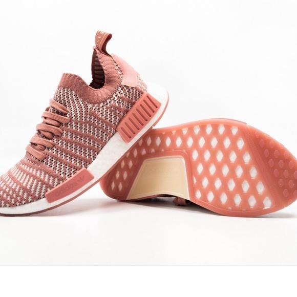 1ff542028841c adidas Shoes - Women s ADIDAS Nmd R1 Stlt Primeknit Sneaker Sz 8